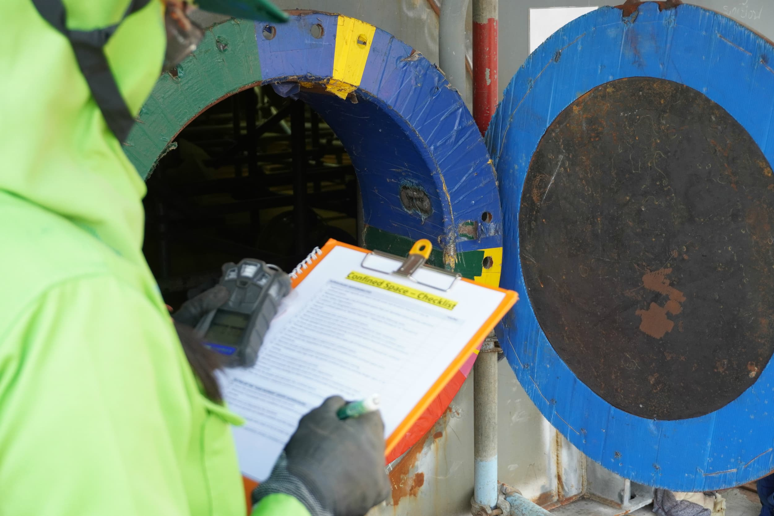 Compliance Training Online Canada Confined Space Competent Person/Supervisor course
