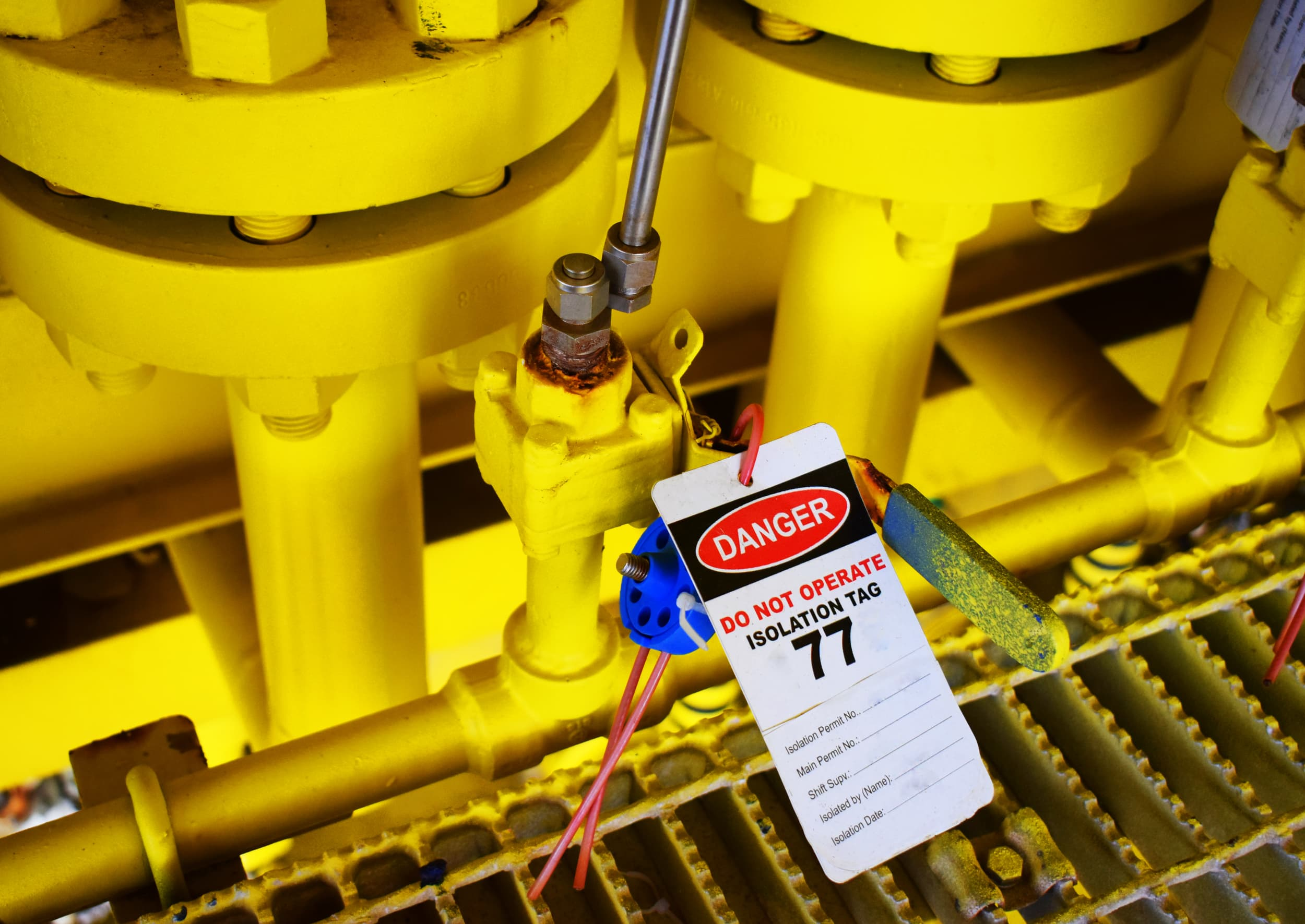 Compliance Training Online Canada Lockout Tagout course