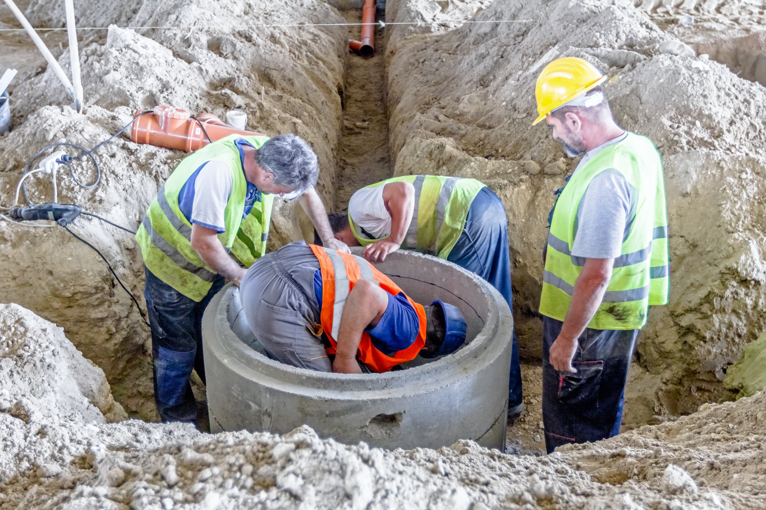 Compliance Training Online Cal/OSHA Construction Confined Space Entry course