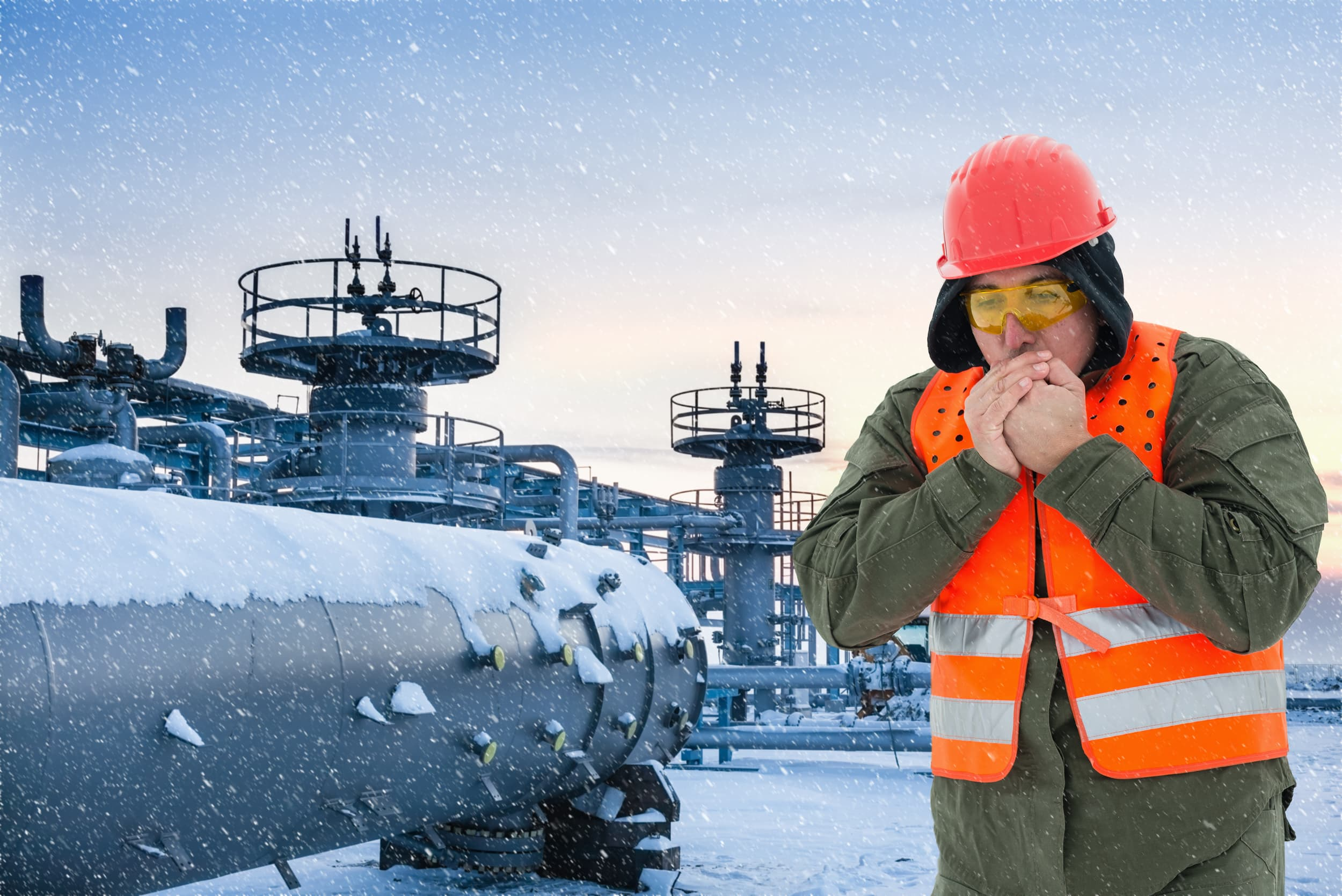 Compliance Training Online Cold Stress, Illness & Injury Safety