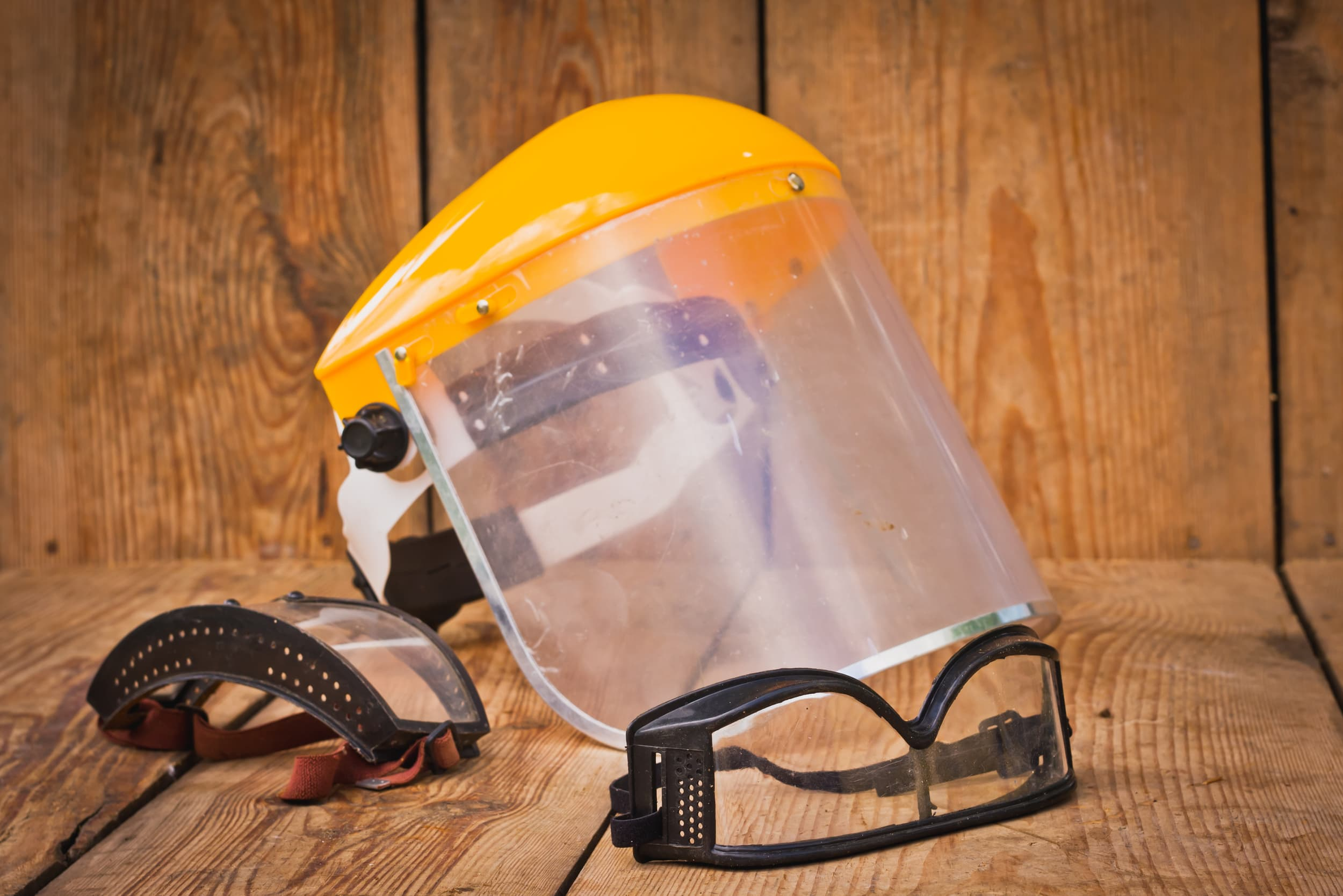 Compliance Training Online Eye & Face Protection course