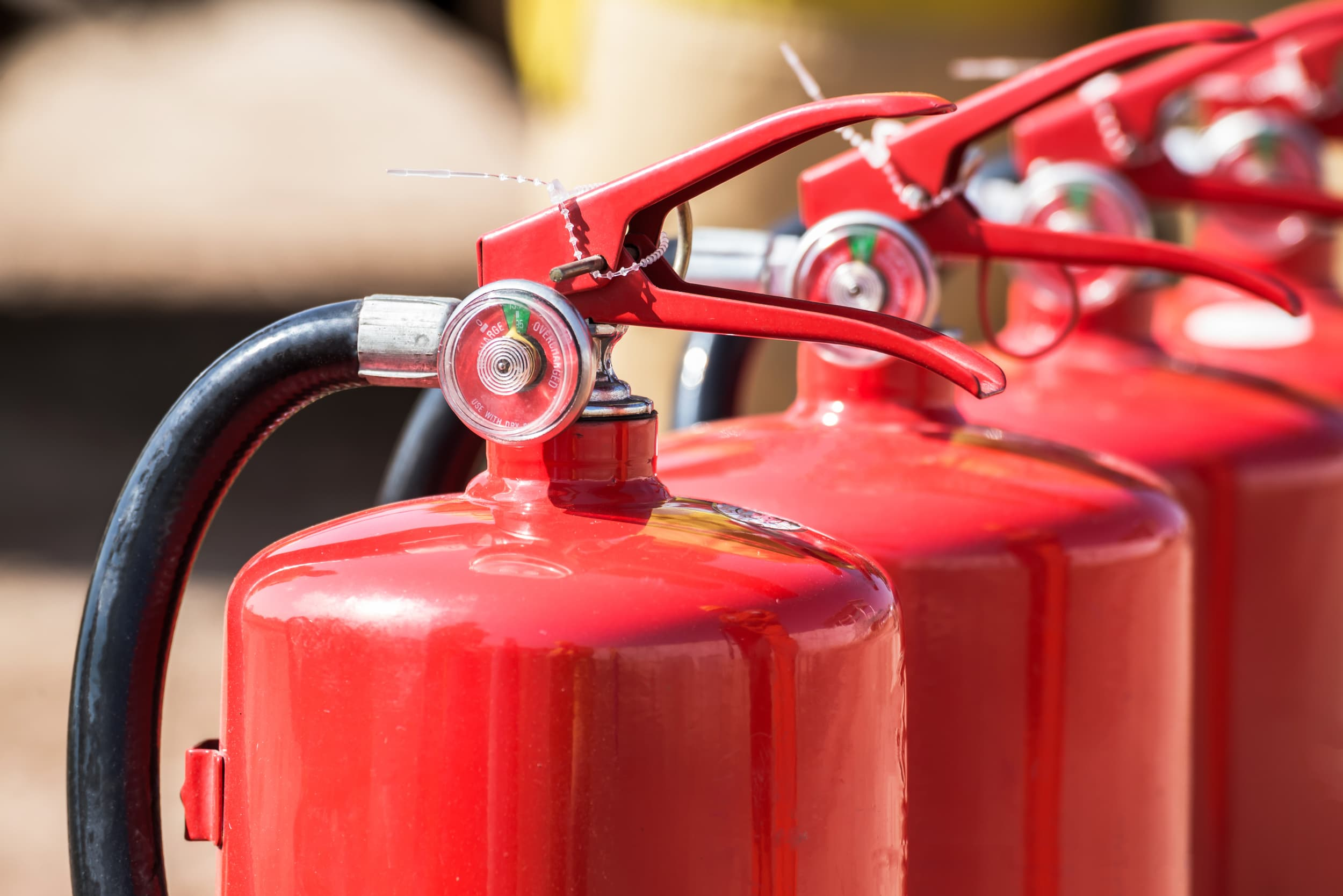 Compliance Training Online Fire Extinguishers course