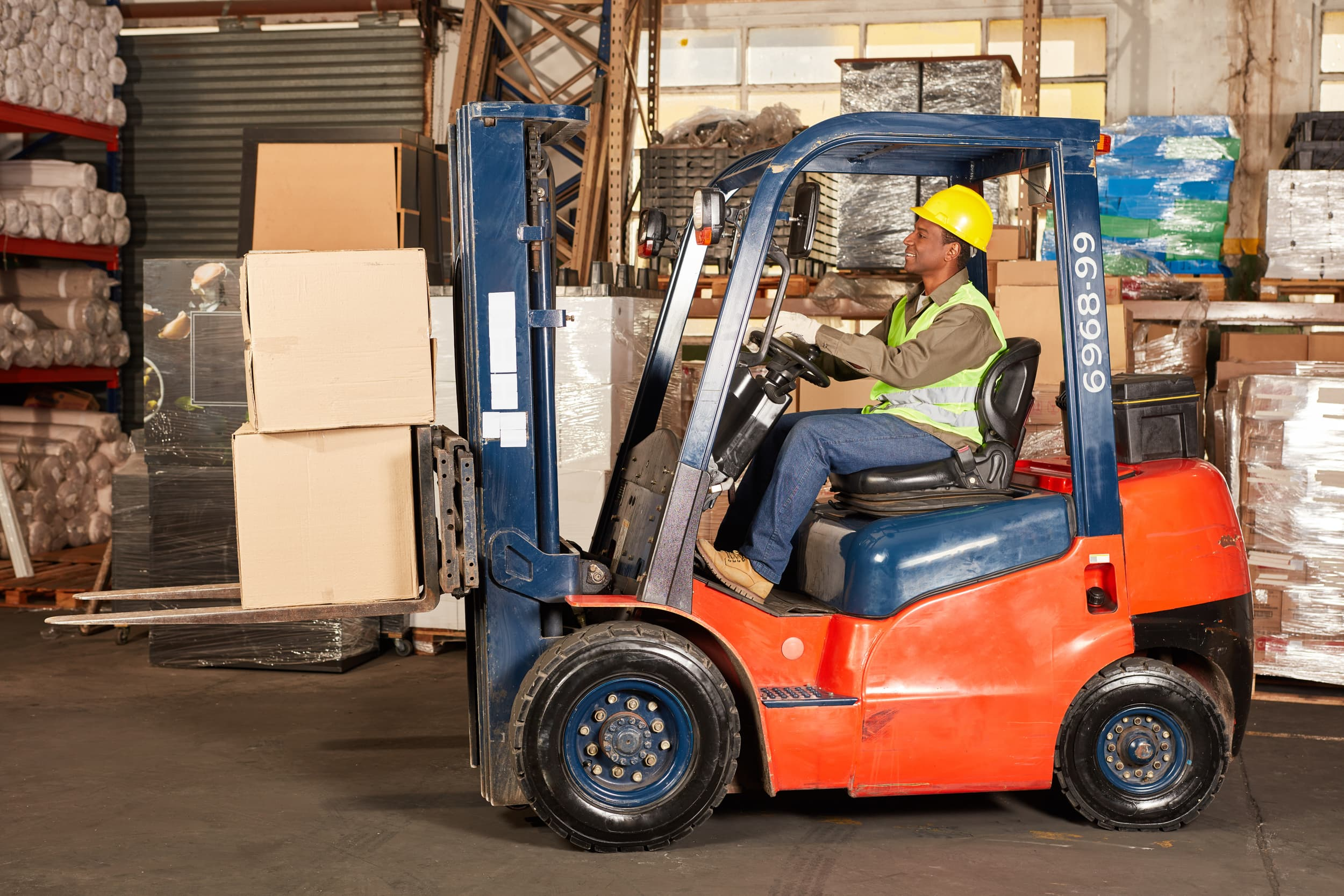 Compliance Training Online Forklift Safety course