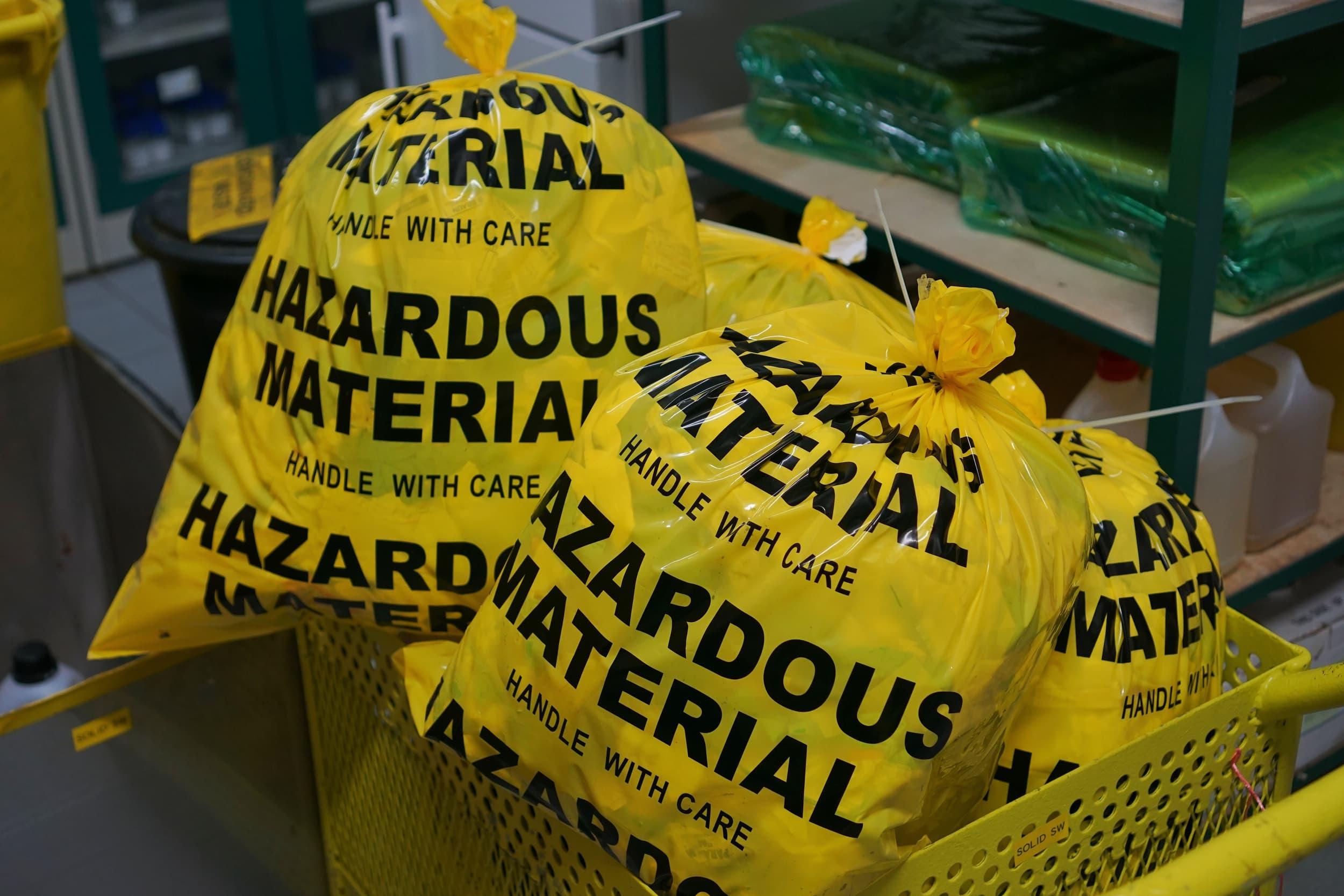 Compliance Training Online Hazardous Waste Safety course