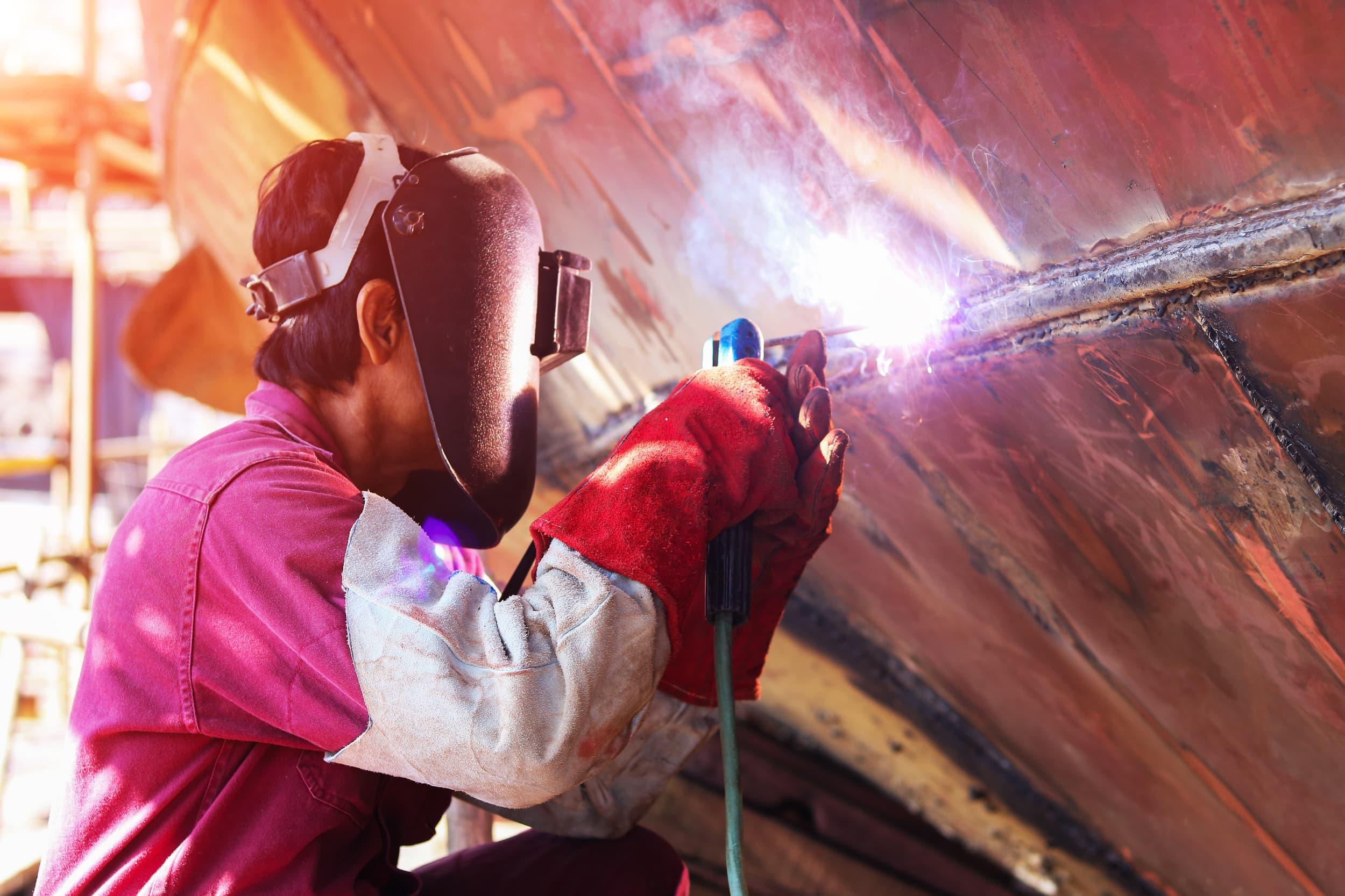 Compliance Training Online Shipyard Hot Work course