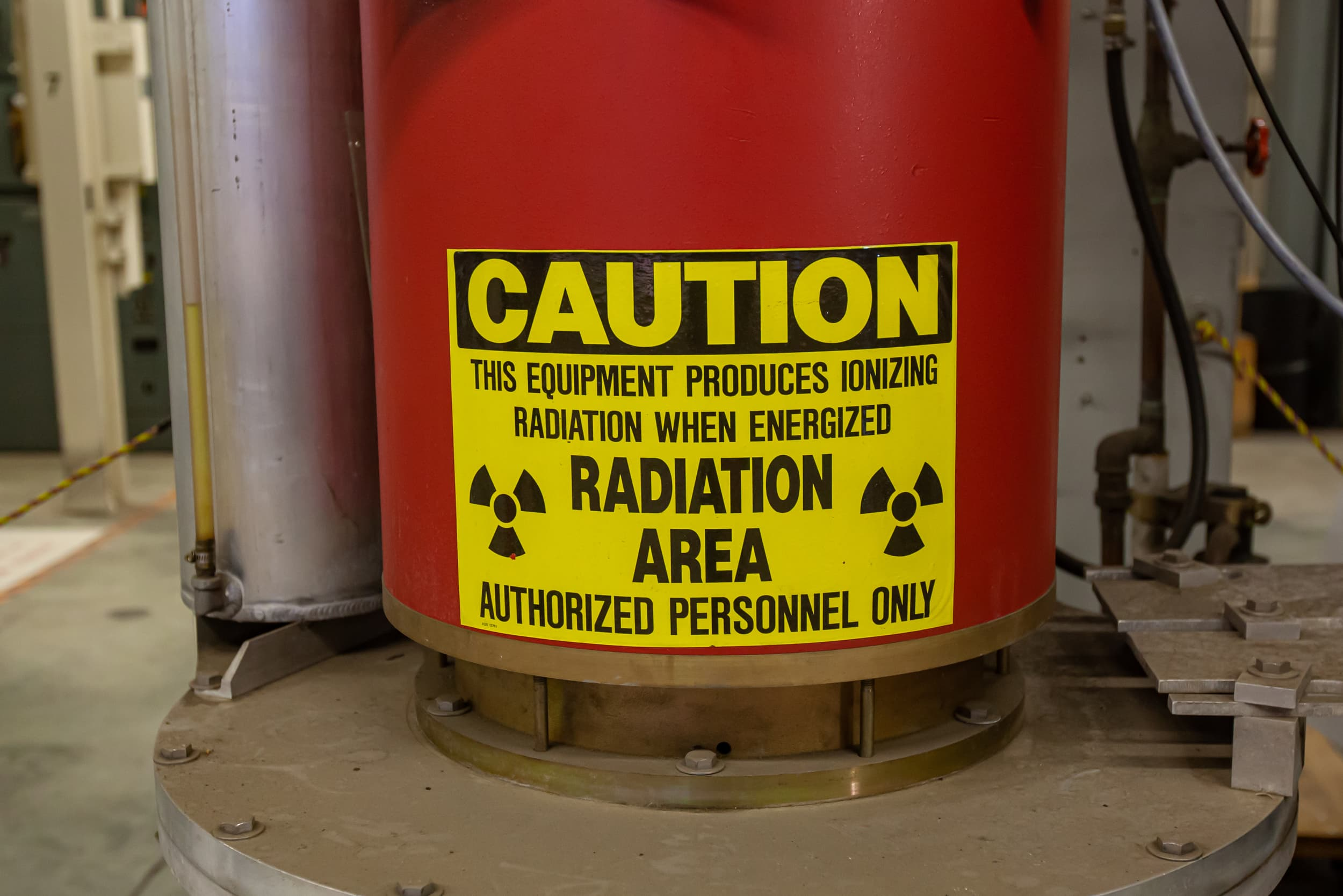 Compliance Training Online Ionizing Radiation Safety course