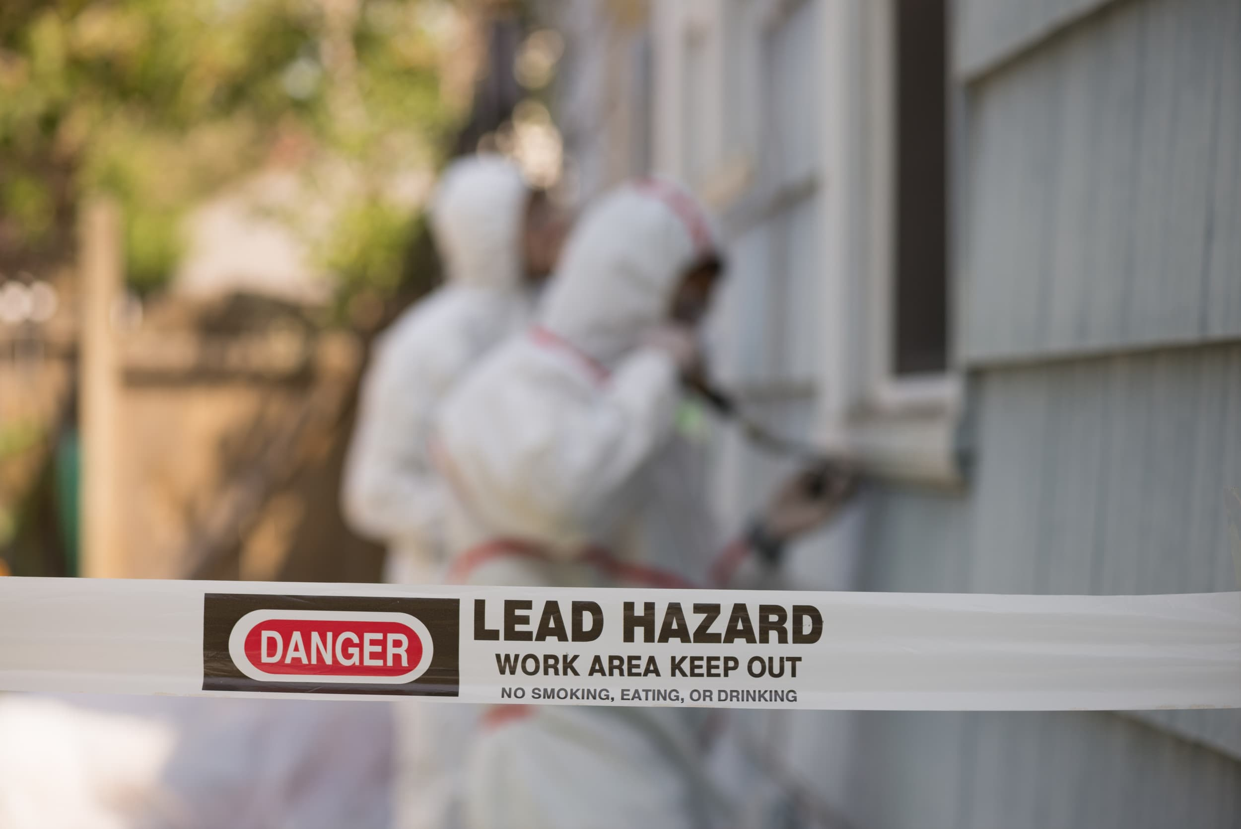 Compliance Training Online Construction Lead Safety course