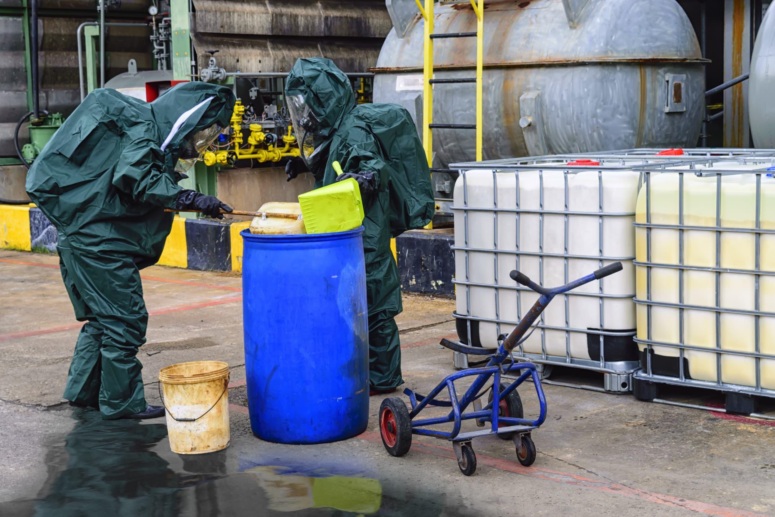 Compliance Training Online RCRA Hazardous Waste Safety course