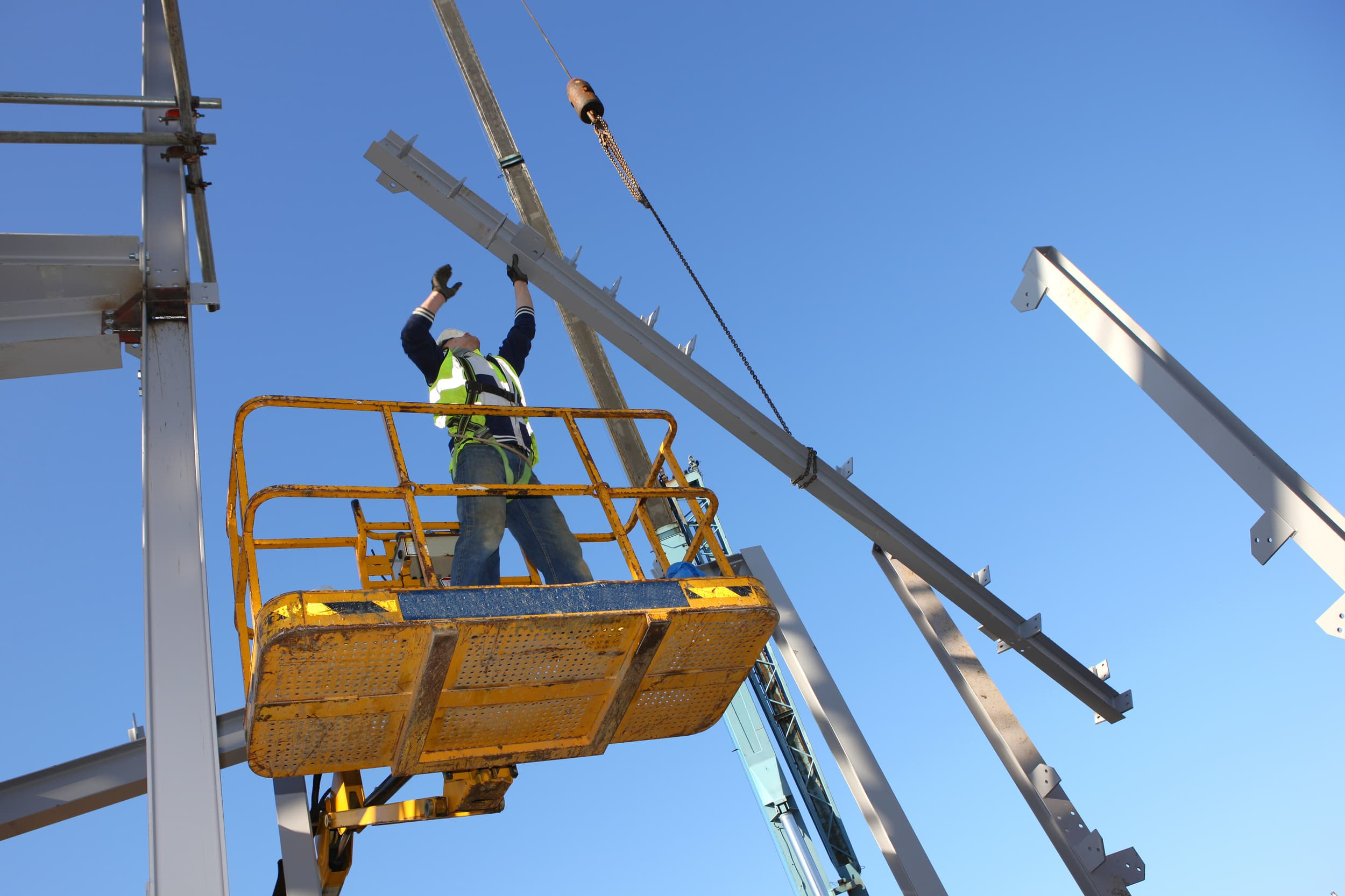 Compliance Training Online Construction Steel Erection Safety course