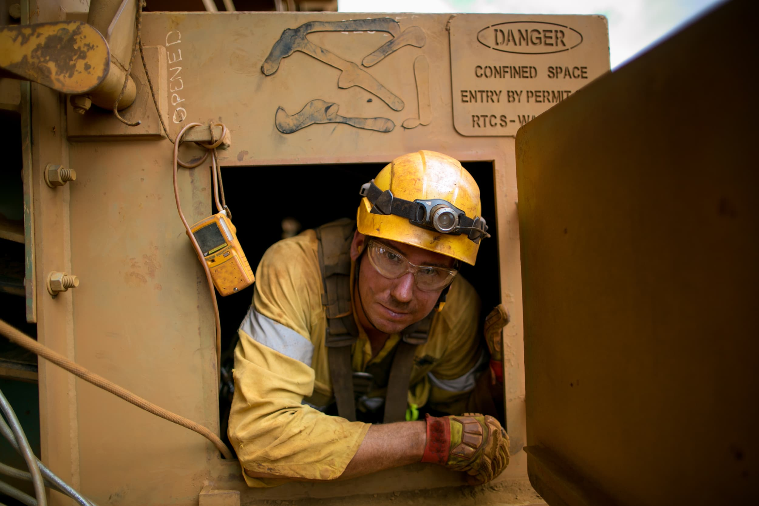 Compliance Training Online MSHA Confined Spaces Surface Mining course
