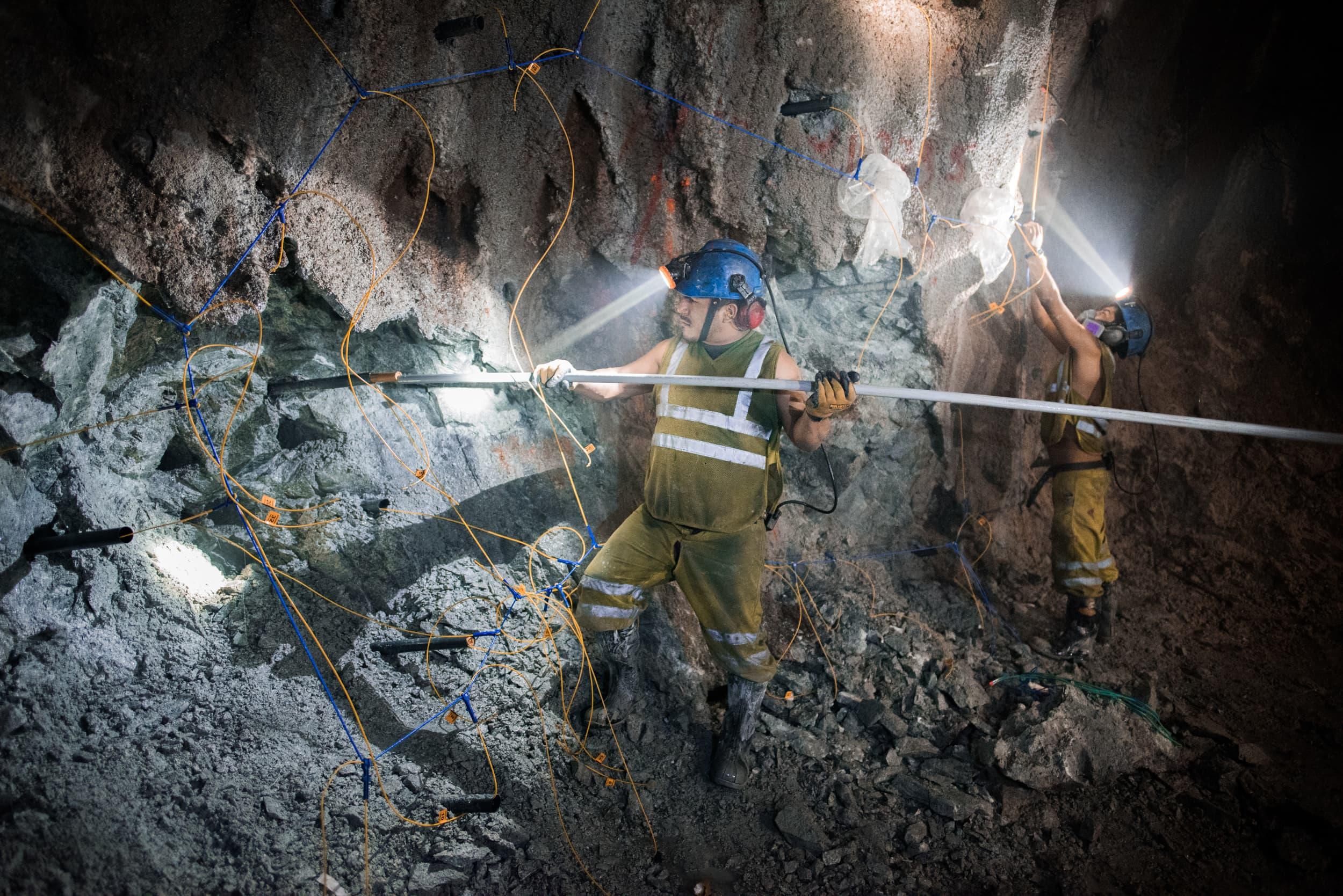 Compliance Training Online MSHA Underground Mining Hazards course