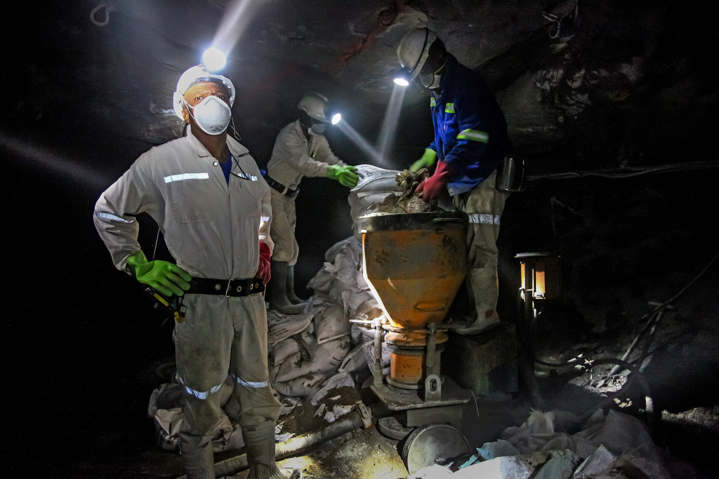 Compliance Training Online MSHA Underground Mining Personal Protective Equipment course